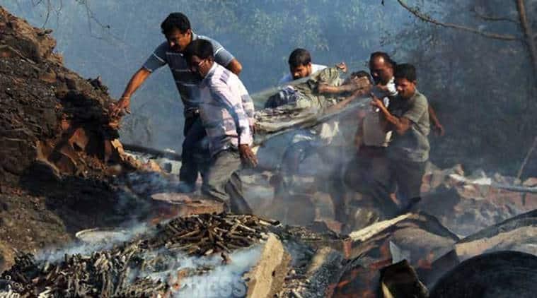 West Bengal, West Bengal fire, Naihati, Naihati fire, latest news, North 24 Parganas, North 24 Parganas fire, news, illegal fireworks unit, West Bengal news, fireworks factory, children fireworks, fireworks factory children, India news, national news