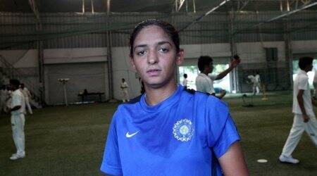 How Sachin Tendulkar's letter got Harmanpreet Kaur a job