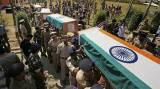 BJP demands action against Pakistan over CRPF ambush in Jammu Kashmir