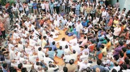 DAdri lynching, Dadri mahapanchayat, bishada mahapanchayat, mahapanchayat bishada, bishada village, india news