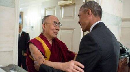 Barack Obama, Dalai Lama, Obama, Obama Dalai Lama, Tibetans, US, Tibetans thanks Obama, US president, US president barack Obama, world news
