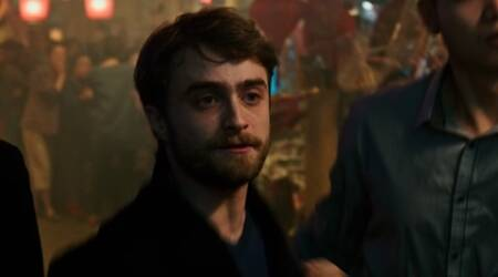 Daniel Radcliffe shows off his evil side in Now You See Me 2