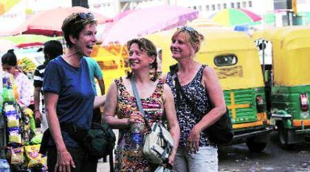 A Chat With 3 Canadian Tourists: 'People here are so helpful,generous'