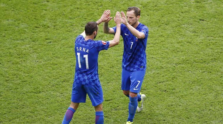 Croatia's Darijo Srna will be available to play against Czech Republic at Euro 2016 on Friday. (Source: Reuters)