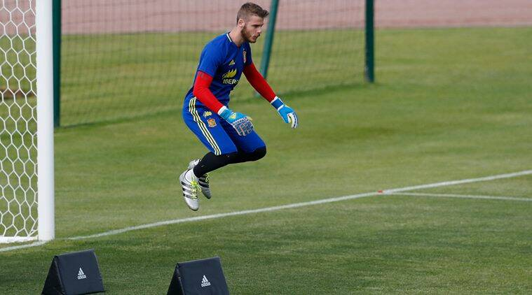 David de Gea, David de Gea Spain, Spain David de Gea, David de Gea Manchester United, Man U, man utd, sports news, sports, football news, Football
