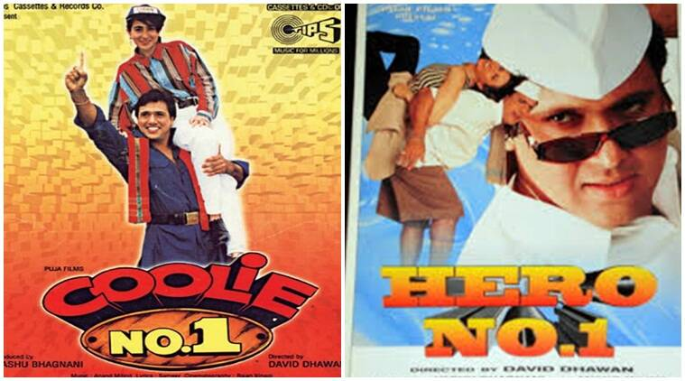 Hero No 1, Coolie No 1, Biwi No. 1, Hero No1 remake, Coolie No1 remake, Biwi No. 1 remake, Vashu Bhagnani upcoming movies, Vashu Bhagnani latest news, entertainment news