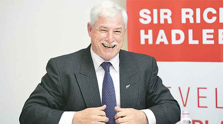 sir richard hadlee, hadlee wickets, richard hadlee bowling, richard hadlee cricket, richard hadlee on Day night cricket test, pink ball test, cricket news, indian cricket news