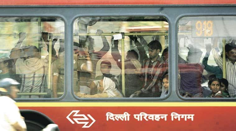 delhi bus driver killed, dtc, delhi transport coporation, delhi public bus, delhi bus, delhi driver killed, runaway us kills driver, delhi news