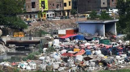 chandigarh municipal corporation, waste management, study on waste management, chandigarh, chandigarh news, cse, chandigarh municipal corporation workers in mysuru, arun sood, indian express news