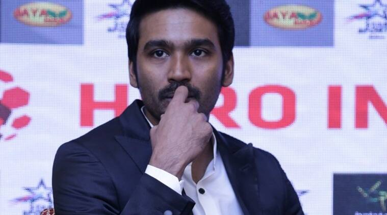 """""""Vada Chennai went on the floors here on Wednesday."""