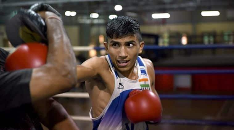 Dheeraj Rangi , Dheeraj Rangi , Vikas Krishan, Indian boxers, World Olympic Qualifiers,AIBA , Dheeraj Rangi boxing, Boxing India, Boxing
