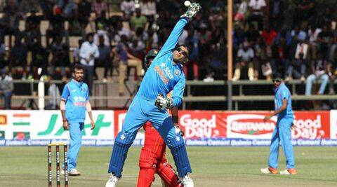 India vs Zimbabwe: In the batting department we would like to make  changes, says MS Dhoni