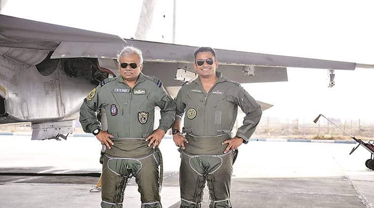 Pune air force diamond jubilee, Indian Air Force Pune, Pune air force celebration, Lohegaon Air Force base, Lohegaon base, Karan Deo, SB Deo