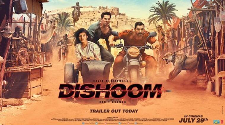 Dishoom, Varun Dhawan, John Abraham, Dishoom varun, John dishoom, dishoom release date