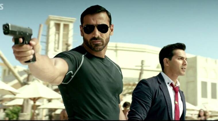 Dishoom trailer, Dishoom, Varun Dhawan, John Abraham, Jacqueline Fernandez, Akshaye Khanna, Dishoom film, Dishoom news, Dishoom cast, entertainment news