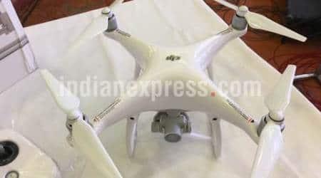 DJI, DJI Phantom 4, DJI Phantom 4 India launch, DJI Phantom 4 India availability, DJI Phantom 4 drone, drone flying, aerial unmanned vehicles, quadcopters, gadgets, tech news, technology