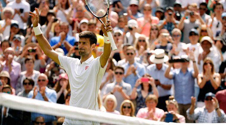 Wimbledon 2016: Novak Djokovic opens defence with win against James Ward