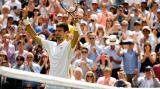 Wimbledon 2016: Novak Djokovic opens defence with win against James Ward