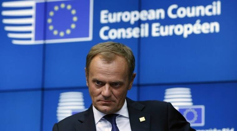 donald tusk, donald tusk poland, EU, Eu donald tusk, european union, Brussels, Brussels  foreign minister meet, latest news, latest world news