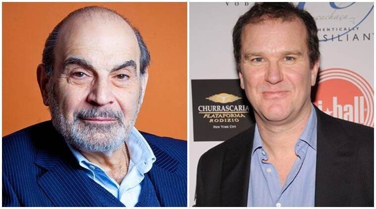 Decline and Fall, David Suchet Decline and Fall, Douglas Hodge Decline and Fall, David Suchet, Douglas Hodge, entertainment news