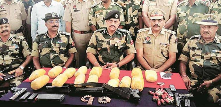 Special task force, Punjab Heroin investigation, gangster arrest, regional news, India News