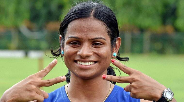 Dutee Chand qualifies for Rio 2016 Olympics in women's 100m