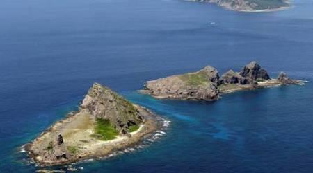 Japan protests as Chinese navy sails near disputed East China Seaislands