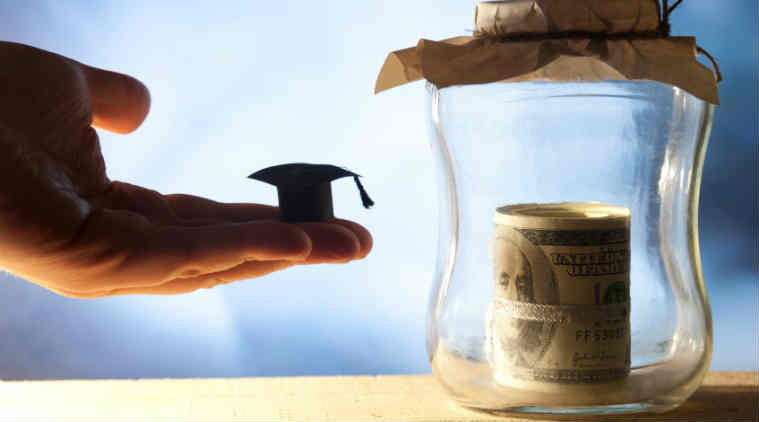 As per the study, parents shoulder most of the financial responsibility when it comes to paying for their child's education. (Thinkstock photo)