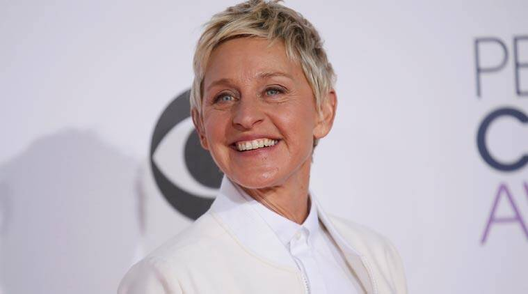 ellen degeneres to host a new game show the indian express