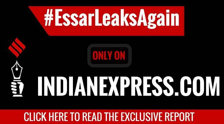 essar, essar leaks, mukesh ambani, anil ambani, suresh prabhu, tina ambani, icici bank chief, essar phone tap, phone tapping pmo, vajpayee, pramod mahajan, news, indian express, express essar, essar express
