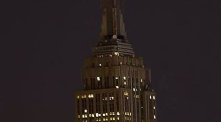 Florida shooting: Empire State Building goes dark in memory ofvictims