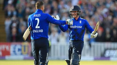 England humble Sri Lanka with record win in second one day interntaional