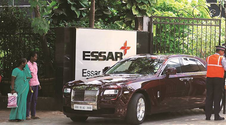essar, essar leaks, essar tapes, essar phone tapping, essar phone tapping documents, suren uppal, suren uppal essar tappings, Albasit Khan, Albasit Khan essar leaks, indian express, essar politicians phone tapping, anil ambani, mukhesh ambani, express essar leaks, essar leaks news, india news, indian express, latest news