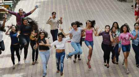 Pune students make city proud