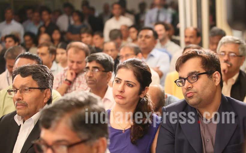 Ravi Shankar Prasad, Ravi Shankar Prasad BJP, Ravi Shankar Prasad Express Adda, BJP, express adda, indian express, India news