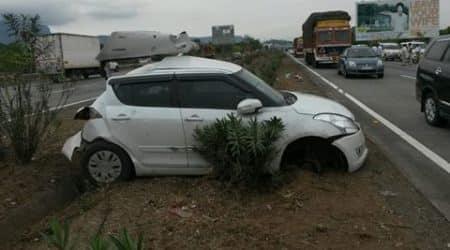 mumbai accidents, mumbai pune accidents, mumbai police, list of accident spots, blackspots, crash analysis unit, indian express news, mumbai news