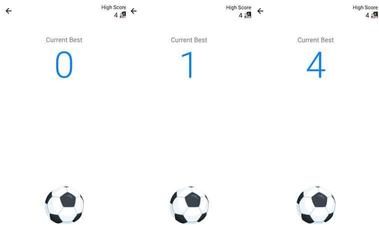 Facebook has hidden a football game inside its Messenger app