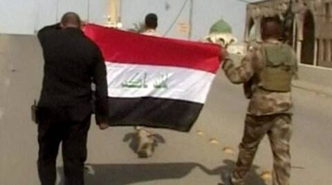 fallujah, IS, islamic state, Fallujah free, iraq, iraqi soldiers, US iraq, US iraq army, Shiite militants, latest news, latest world news, latest fallujah news, latest iraq news