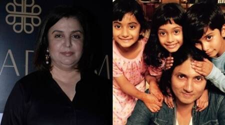 Hands-on spouse important to handle kids: FarahKhan