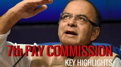 7th Pay Commission approved: Key highlights