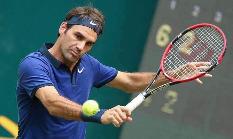 Halle Open: Roger Federer