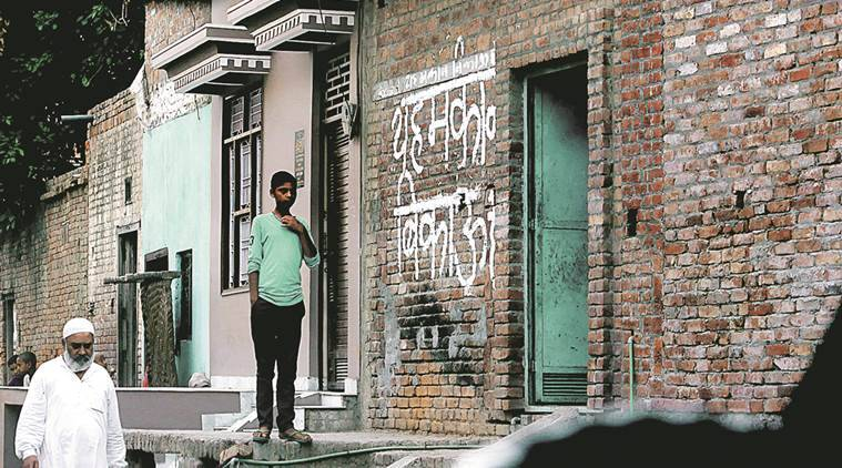 Kairana case, Shamli administration, Kairana case charge sheet, extortion threats, India News