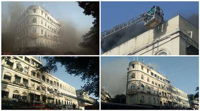 mumbai, fire, mumbai fire, Colaba fire, Colaba Causeway, Colaba Causeway fire, mumbai regal cinema fire, regal cinema fire, metro house fire, mumbai news, maharashtra news, maharashtra fire
