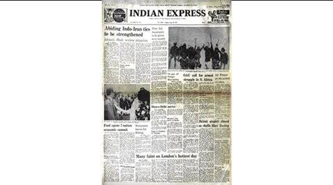 libya, libya plane hijack, hijack, plane hijack, palestine, skyjacking, oau, african foreign minister, arab foreign minister, african antional congress, k r narayanan, beirut airport, beirut airport shut, middle east airlines boeing 707, indian express forty years ago