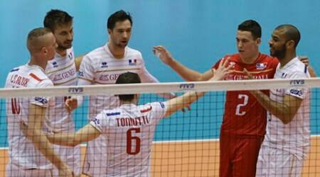 Rio 2016 Olympics: France, Iran qualify for volleyball