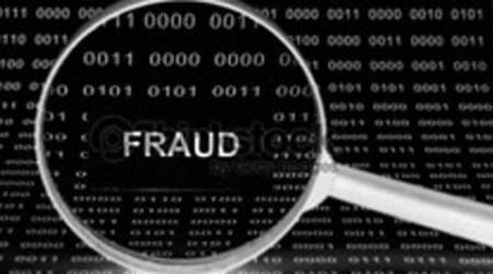 Three cases of fraud registered in city
