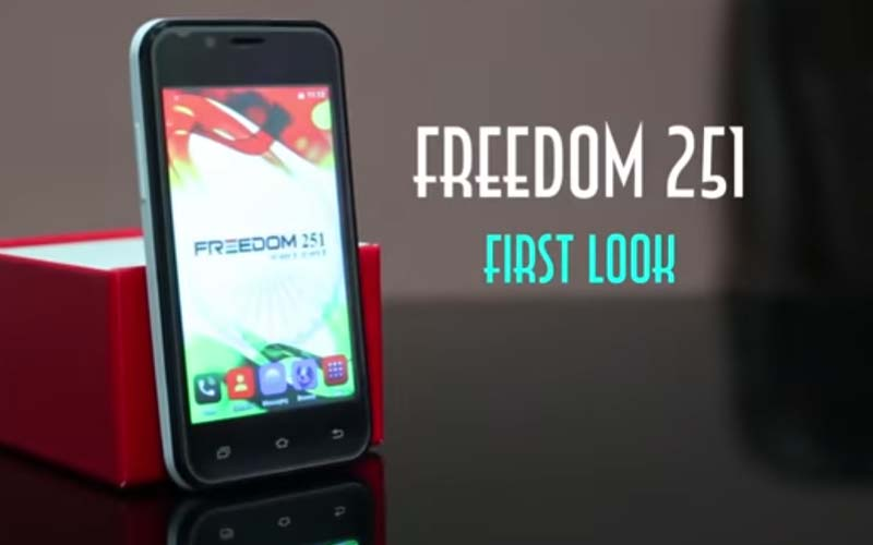 Ringing Bells, Ringing Bells Freedom 251, Freedom 251, Freedom 251 delivery, Freedom 251 first look, Freedom 251 phone, Freedom 251 COD, Freedom 251 specs, Freedom 251 features, technology, technology news