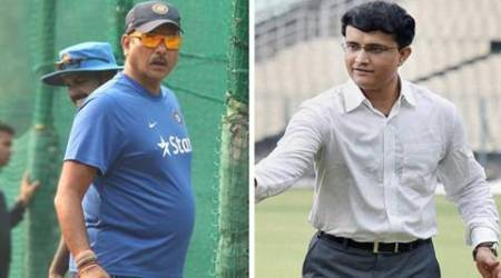 Ask Ganguly what problem he has with me: Shastri