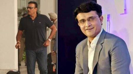 Ganguly-Shastri row: Former India cricketers divided
