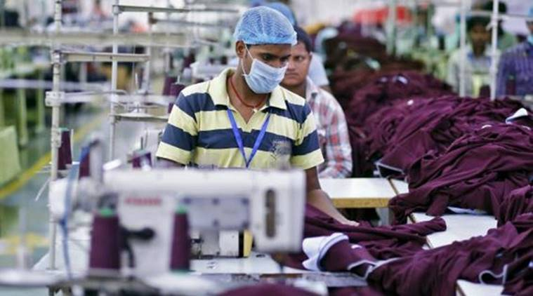 Export, Garment export, China, India labour, cheap labour in India, Nike, IT sector, Google, Indian Express
